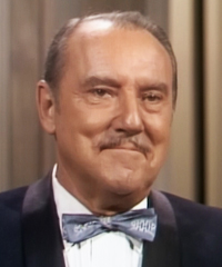 Gale Gordon (Harrison Otis Carter)