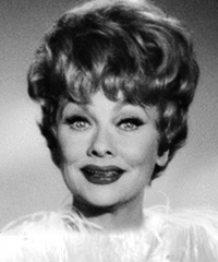 Lucille Ball (Lucy Carmichael)