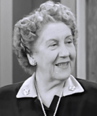 Kathryn Card (Mrs. McGillicuddy)