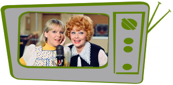 Lucy and Petula Clark