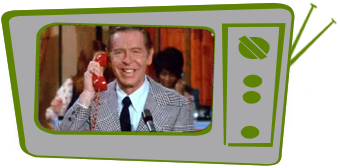 Milton Berle is the Life of the Party