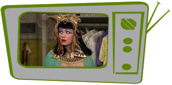 Lucy Plays Cleopatra