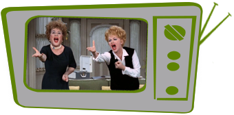 Lucy Teaches Ethel Merman to Sing