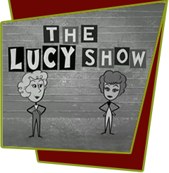 The Lucy Show First Season Logo