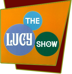 The Lucy Show Fifth Season Logo (1st 11 episodes)